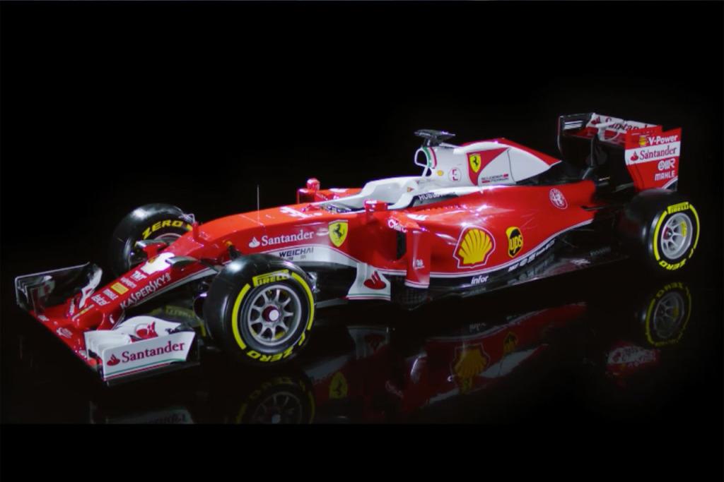 Ferrari sf 16-h