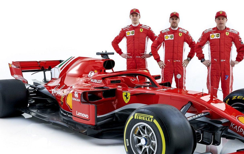 クビアト、フェラーリの開発ドラ...