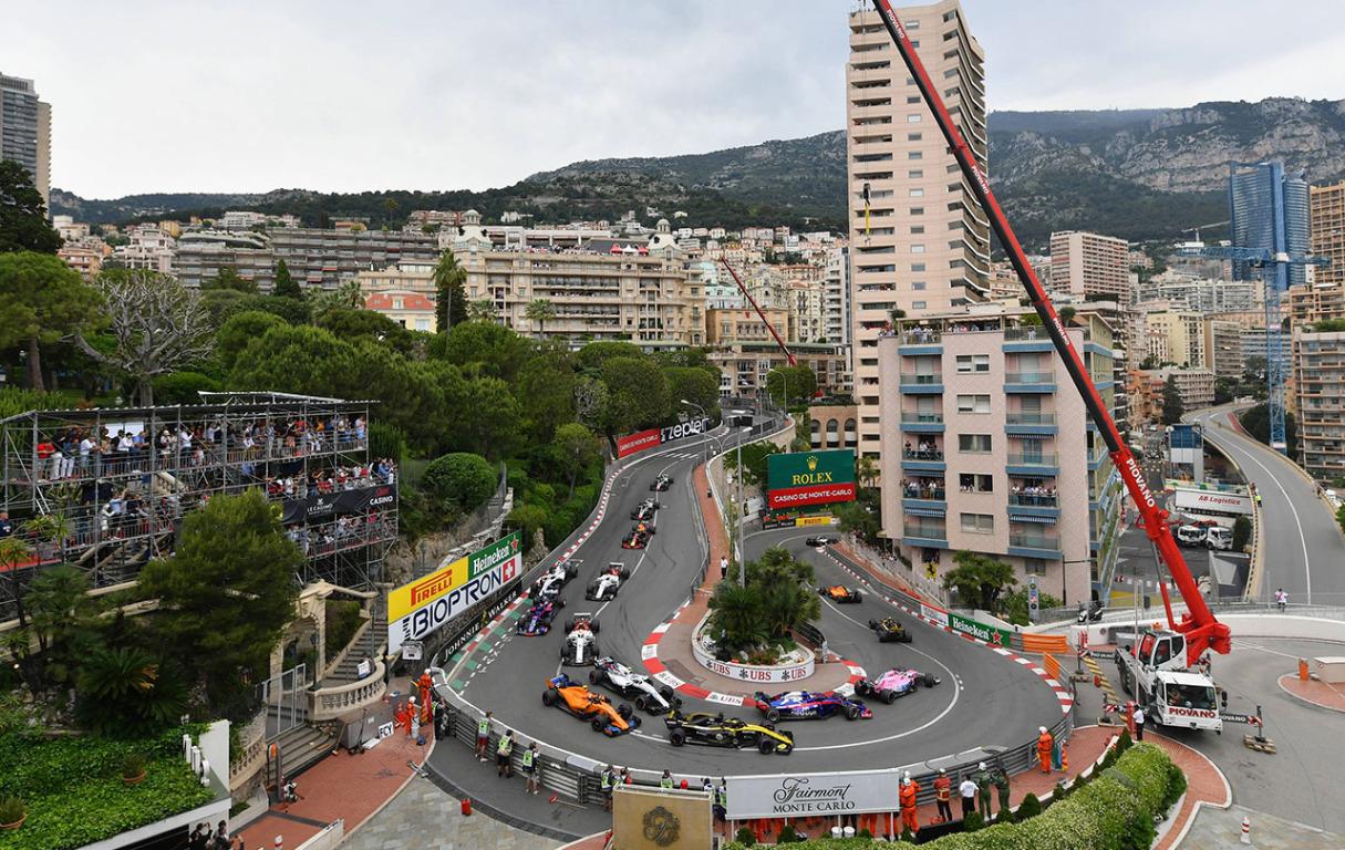 「F1モナコ」の画像検索結果